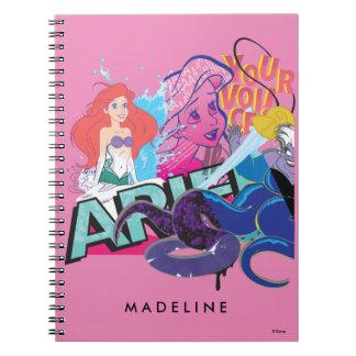 Ariel | Your Voice Notebook