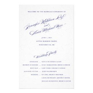 Arielle by Forever Wedding • Wedding Program