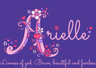 Name Ariel Gifts on Zazzle CA