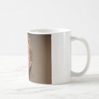 Ariels canvas coffee mug
