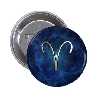 Aries 2 Inch Round Button