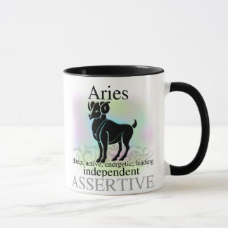 Aries About You Mug