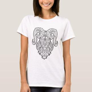 Aries Art T-Shirt