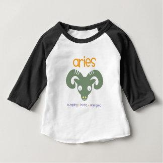 Aries Birthday Baby T-Shirt