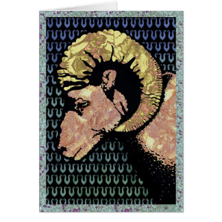 Aries (card) card