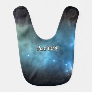 Aries constellation bib