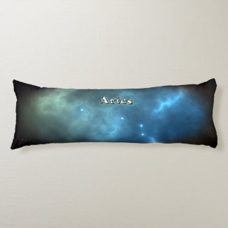 Aries constellation body pillow
