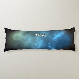 Aries constellation body pillow