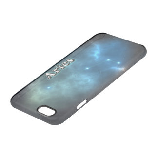 Aries constellation clear iPhone 6/6S case