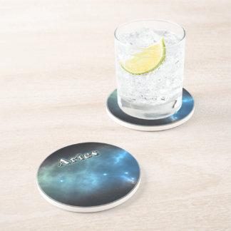 Aries constellation coaster