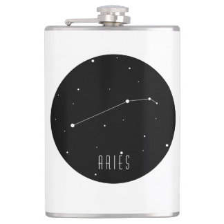 Aries Constellation Flasks