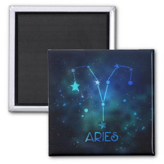 Aries Constellation Magnet
