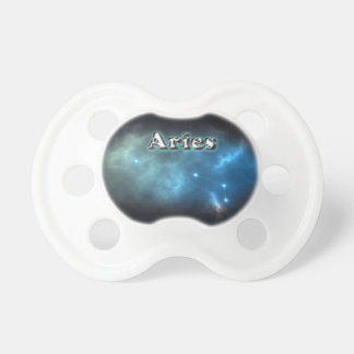 Aries constellation pacifier