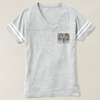 Aries; forever courageous t-shirt