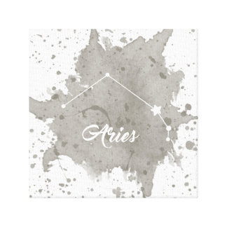 Aries Gray Wall Art