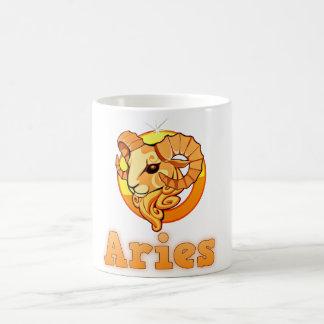 Aries illustration coffee mug