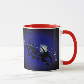Aries in the year of the Bull Mug