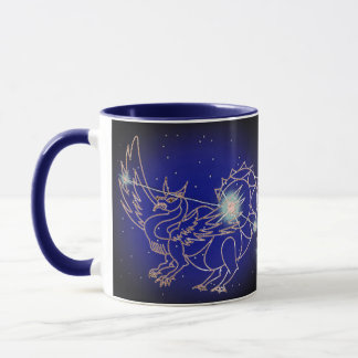 Aries in the year of the Dragon Mug