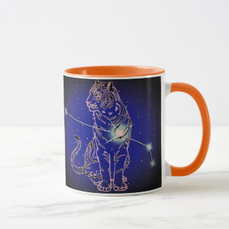 Aries in the year of the Tiger Mug