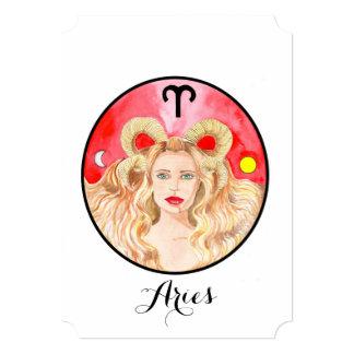 Aries Invitation