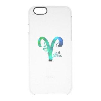 Aries iPhone Case Transparent iPhone 6 Case