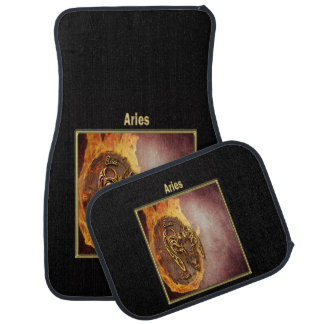 Aries March 21st until April 20th Car Mat