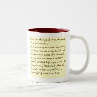 Aries Mug