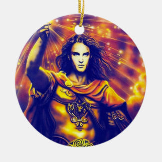 Aries Ornament