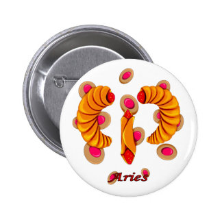 Aries Pastry Button