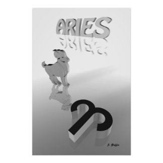 Aries Poster