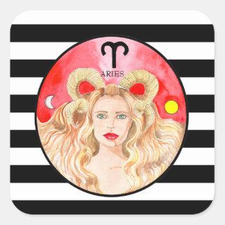 Aries Sticker