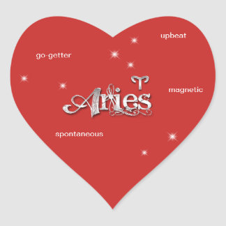 Aries Stickers
