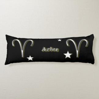 Aries symbol body pillow