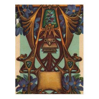 Aries the Ram - Zodiac Postcard