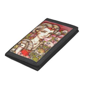 Aries Tri-fold Wallets