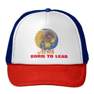 Aries - Zodiac Trucker cap Trucker Hat