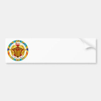 Aries Zodiac-V-1 Set-1 Bumper Sticker