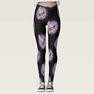 ARIETTE HALOWEEN SPIDER CARTOON Leggings