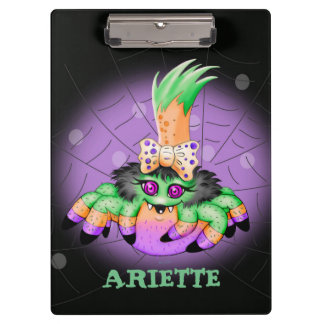 ARIETTE SPIDER HALLOWEEN Clipboard 2