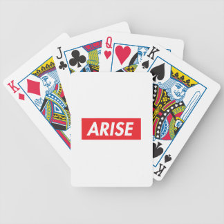 Arise Bicycle Playing Cards