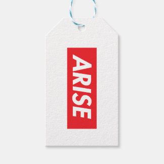Arise Gift Tags