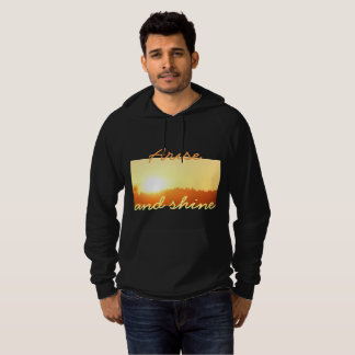 Arise to the shine hoodie