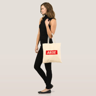 Arise Tote Bag