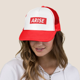 Arise Trucker Hat