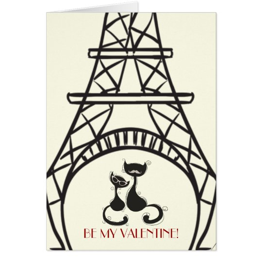 AristoCat Valentine Card