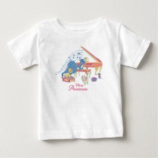 Aristocats at the Piano Baby T-Shirt