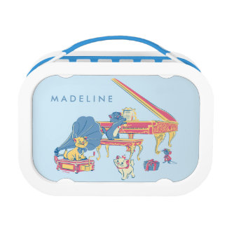 Aristocats at the Piano Lunch Box