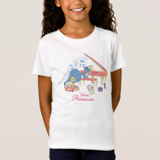 Aristocats at the Piano T-Shirt