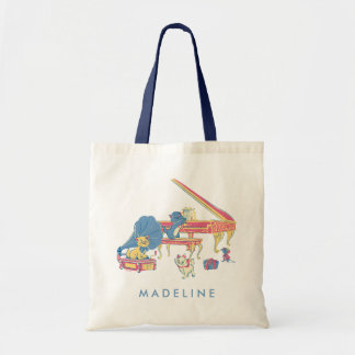 Aristocats at the Piano Tote Bag