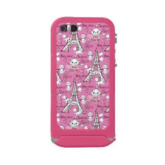 Aristocats | Marie Paris Pattern Incipio ATLAS ID™ iPhone 5 Case